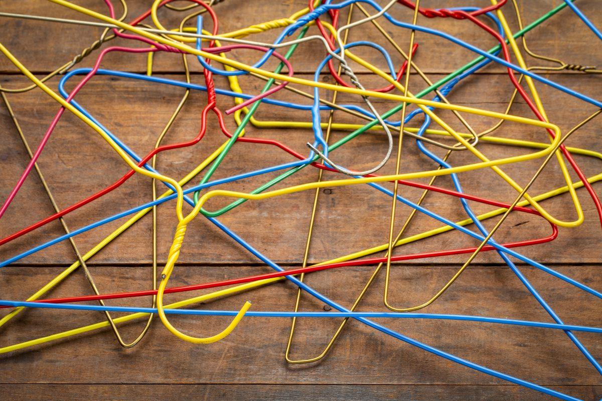 Hangers - How to de-clutter